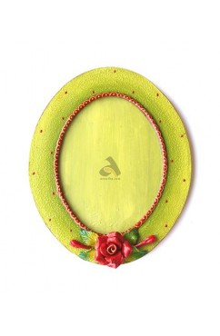 "Photo Frame Oval shape 9""x11"""