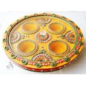 Revolving Plate Dry Fruit Box