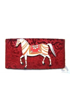Handmade Money Envelope Horse Design