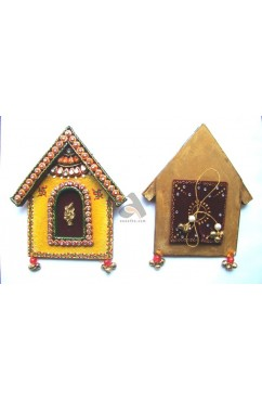 Handmade Money Envelope House Design